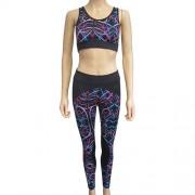 sublimation sports yoga legging 9074 (3)
