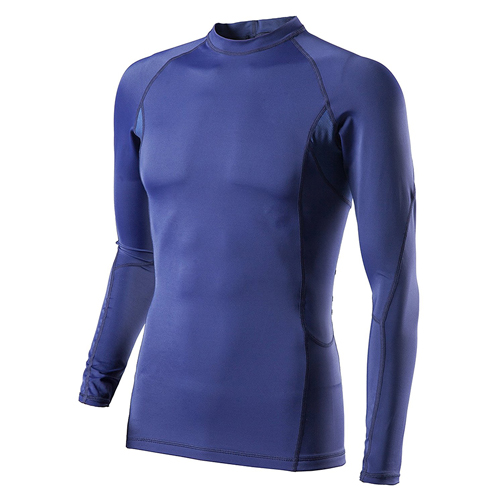 Mens Compression Long Sleeve Shirt 6155  (1)