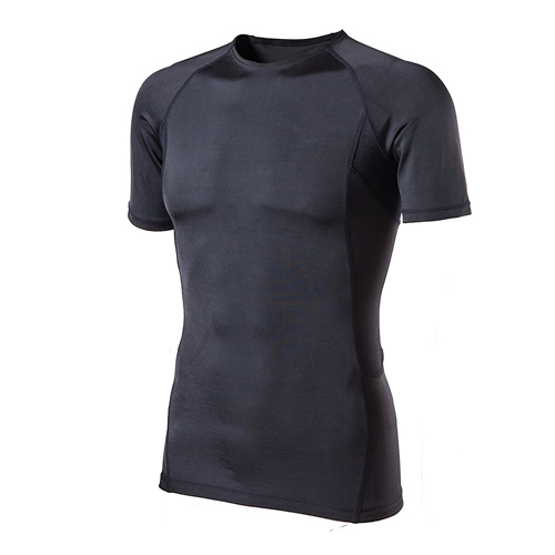 Mens Short Sleeve Compression Shirt 6153 (2)