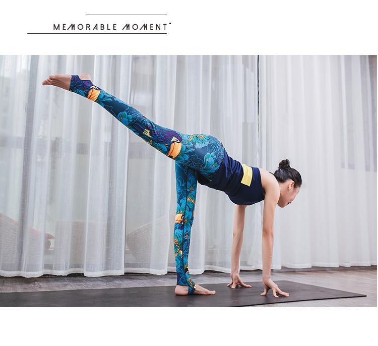 Active Leggings Plus Size S4021 (4)