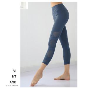 Capri Pants Elastic Waist S4043 (5)