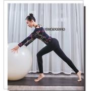 active black leggings S4036 (3)