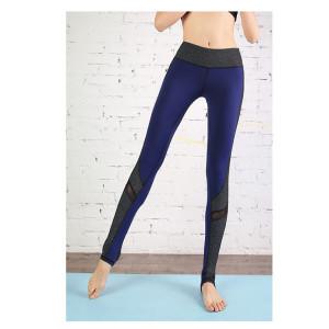 blue active leggings S4038 (3)