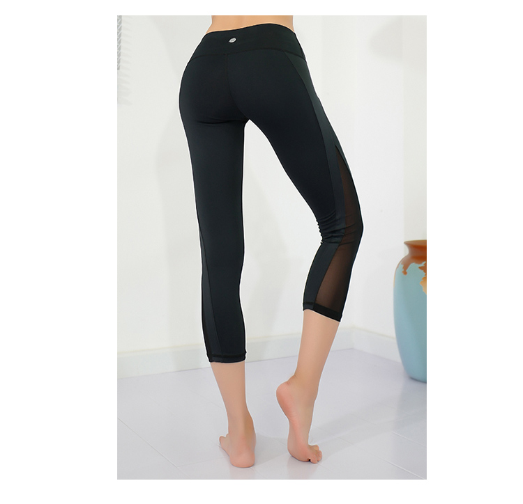capri pants for workout S4012 (5)