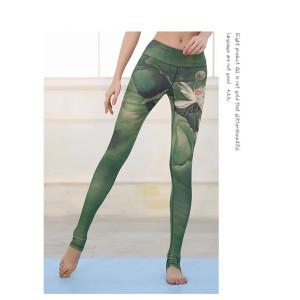 fitness leggings printed s4057 (3)