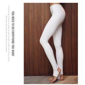 fitness leggings white s4062 (3)