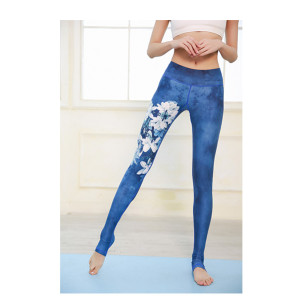 sublimation printing leggings S4054 (2)