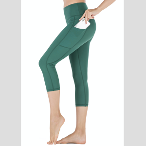 Womens Athletic Crops
